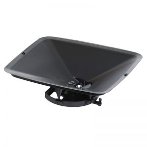 Low-Output (Black) Tray
