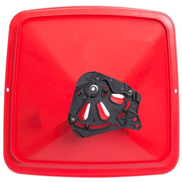 Standard-Output (Red) Tray