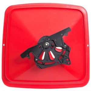 F-Series Standard-Output (Red) Dual Port PRO Tray