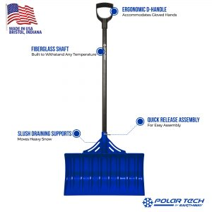 """26"""" CONTRACTOR SHOVEL WITHOUT SCRAPER"""