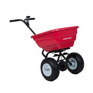 80lb Commercial Broadcast Spreader w/Standard-Output Tray