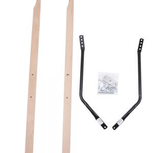 Kentucky Style Oak Handle Conversion Kit for 6500 Cultivator