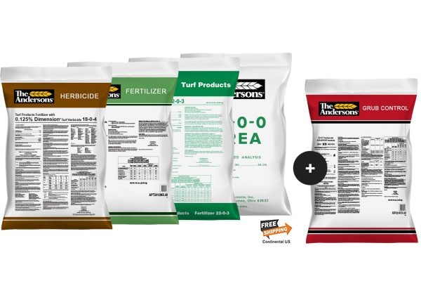 EarthWay-Fertilizer-Package_with-Grub-Control-Free Shipping